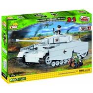 Cobi Small Army Panzer IV #2481