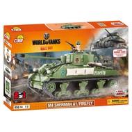 Cobi World of Tanks Sherman A1 Firefly # 3007