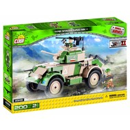 Cobi Small Army WWII - Staghound T17E1 #2349