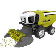 Road Rippers Combine Harvester