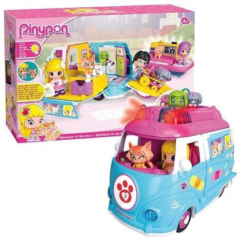 Pinypon Dieren Ambulance