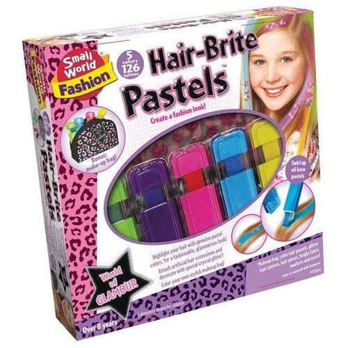 Creative Hair-brite Pastels