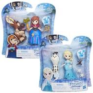 Speelfiguur Disney Frozen Met Vriendje