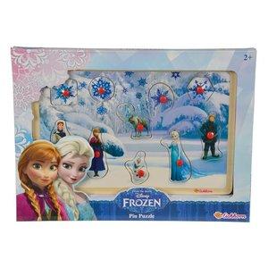 Frozen Puzzel Hout 30 X 20 CM