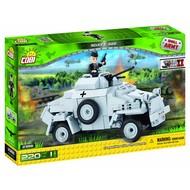 Cobi Small Army WWII - Sd.Kfz.222 # 2366