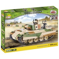 Cobi Small Army WW2 PzKpfw V Panther Ausf. G # 2466