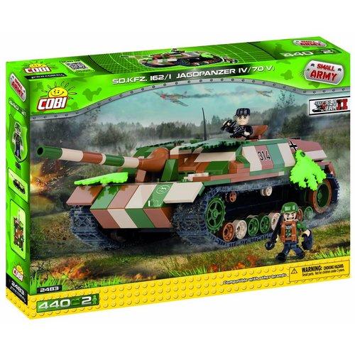 Cobi Small Army WW2 Sd.Kfz.162 Jagdpanzer IV # 2483