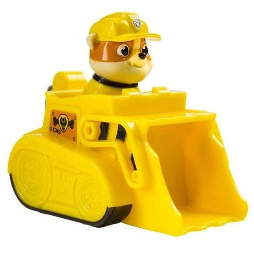 Paw Patrol Rescue Racer Rubble