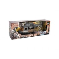 Soldier Force Stealth Patrol Helicopter Set 1