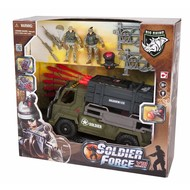 Soldier Force Heavybone Rocket Launcher