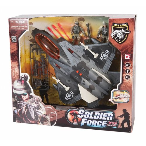 Soldier Force Hurricane 22 Playset