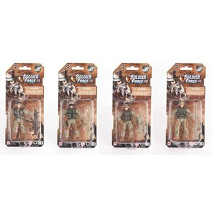 Soldier Force Figure Playset