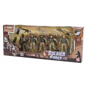 Soldier Force Soldier Playset