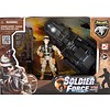 Soldier Force Rapid Action Playset + Waterscooter