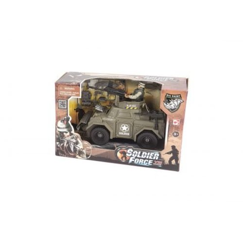 Soldier Force Quick Vehicle Tank Green