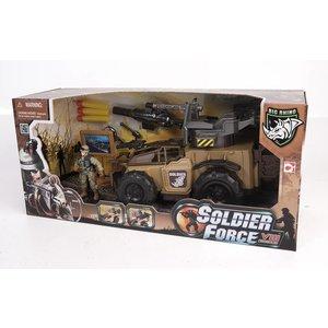 Soldier Force Rhinodasher Vehicle Set