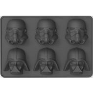 Star Wars: Stormtrooper & Darth Vader Ice Cube Tray / IJsblokjesvorm