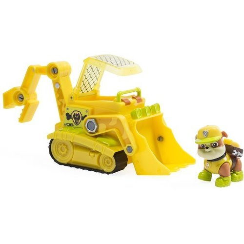 Paw Patrol Jungle Rubble Bulldozer-Speelset