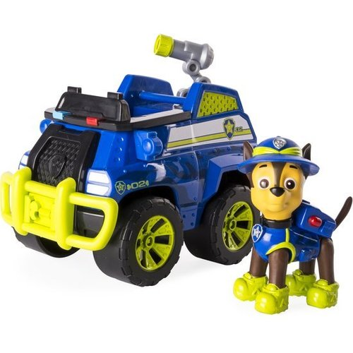 Paw Patrol Jungle Chase Cruiser - Speelset