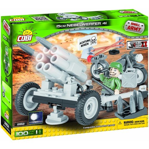 Cobi Small Army WWII - 15cm Nebelwerfer 41 # 2182