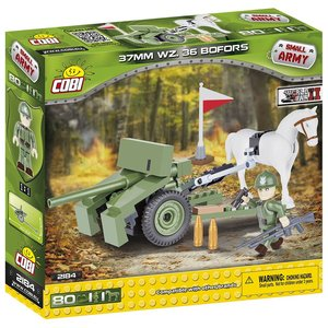 Cobi Small Army WWII - Bofors 37 mm # 2184