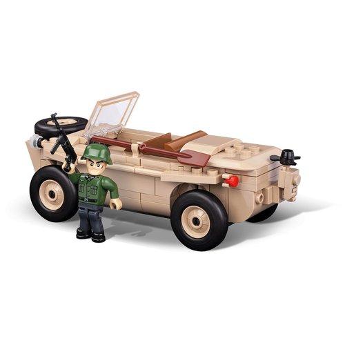Cobi Small Army WWII - Volkswagen Schwimmwagen # VW 166
