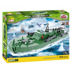 Cobi Motor Torpedo Boot PT-109
