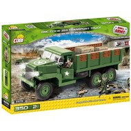 Cobi Small Army WWII - GMC CCKW 353 Transport Truck