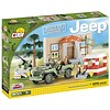 Cobi - Small Army - Willys Jeep + Barracs