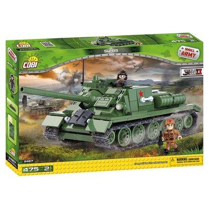 Cobi Small Army WWII - SU-85 Tank Destroyer