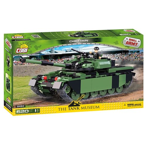 Cobi Small Army WWII - Chieftain
