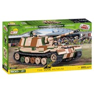 Cobi Small Army WWII - Panzerjäger Tiger Elefant