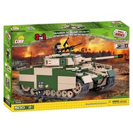 Cobi Small Army WWII - Panzer IV. Ausf. F1/G/H