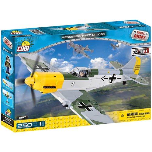 Cobi WW II Vliegtuigen - Messerschmitt BF109 # 5517
