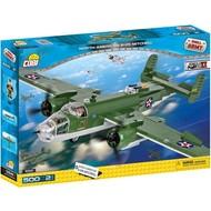 Cobi WW II Vliegtuigen - B-25 Mitchell # 5541