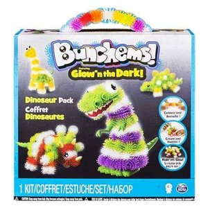 Bunchems! Glow 'n the Dark Dino Pack