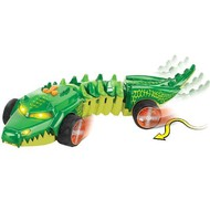 Hot Wheels Mutant Machine Commandor Croc - Auto