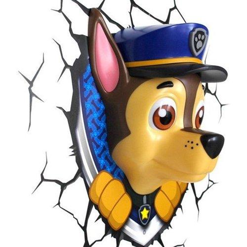 Paw Patrol Nachtlamp Chase