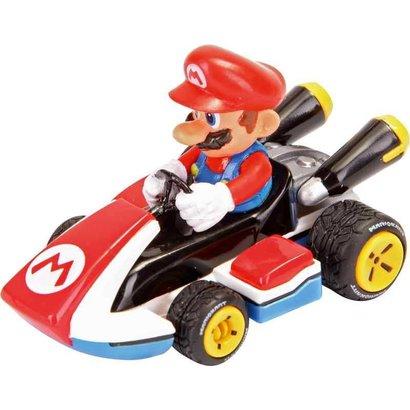 Carrera Mario Kart 8 Pull Back Auto