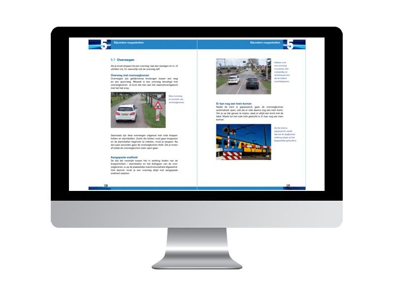 Online theorieboek & examenboek