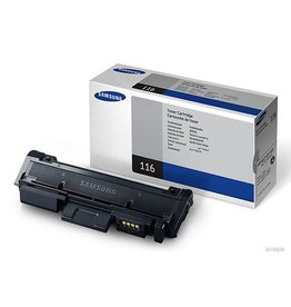 Samsung Toner Samsung MLTD116 Black 1,2K