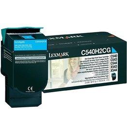Lexmark Toner Lexmark C540 Cyan High Cap 2K