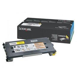 Lexmark Toner Lexmark C500 Yellow 1,5K