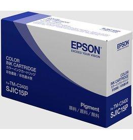 Epson Ink Epson SJIC15P C/M/Y 7,5K