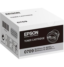 Epson Toner Epson ALM200 Black 2,5K