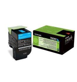 Lexmark Toner Lexmark 702X Black 4K