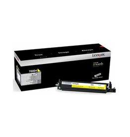 Lexmark Developer Lexmark 700D4 Yellow 40K