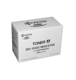 Kyocera Toner Kyocera MITA DC1855 Black 2x5K