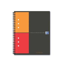 Oxford Oxford International Notebook ft 14,8 x 21 cm (A5) [5st]