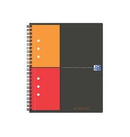 Oxford Oxford International Activebook ft 14,8 x 21 cm (A5), geruit